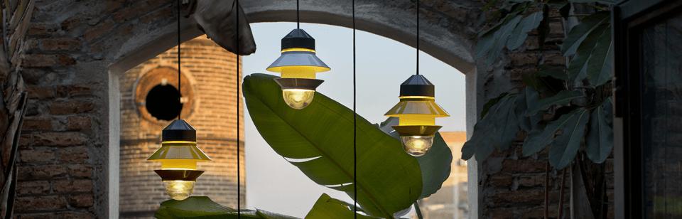 Colgantes | Lámparas de exterior | iLuxiform.com