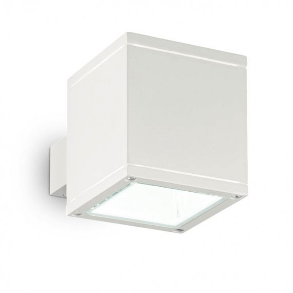 IDEAL LUX SNIF SQUARE APLIQUE EXTERIOR