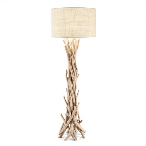 IDEAL LUX DRIFTWOOD PT1 LÁMPARA DE PIE