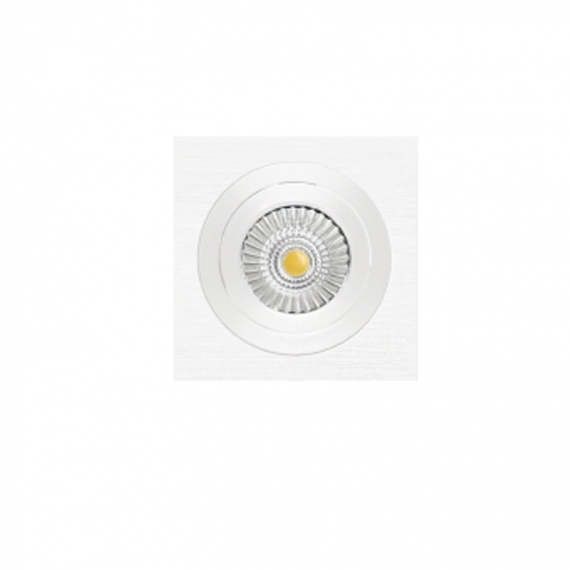 NEXIA INOX S CUADRADO 1 DOWNLIGHT LED CUADRADO