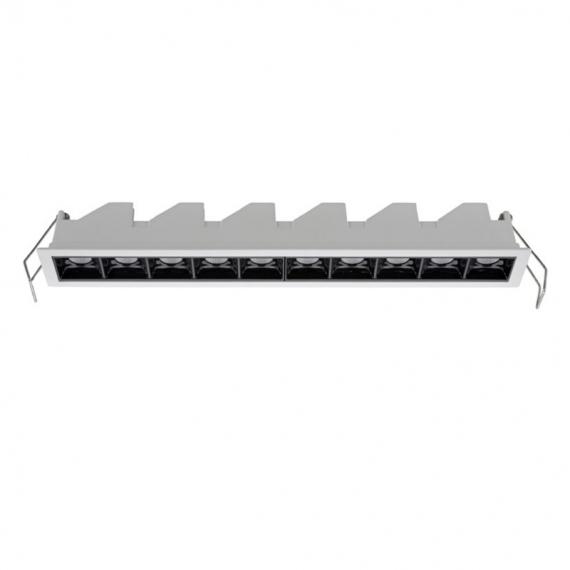 NEXIA BOXET 10 DOWNLIGHT LED CUADRADO