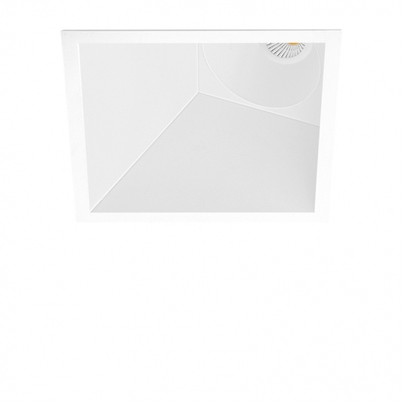 ARKOSLIGHT SWAP SQUARE ASYMMETRIC DOWNLIGHT LED CUADRADO