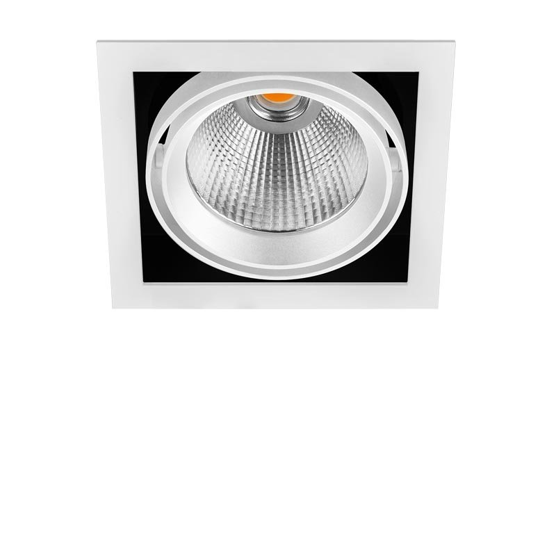 ARKOSLIGHT HUBBLE 1 DOWNLIGHT LED CUADRADO