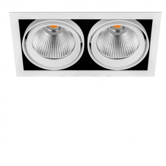 ARKOSLIGHT HUBBLE 2 DOWNLIGHT LED CUADRADO