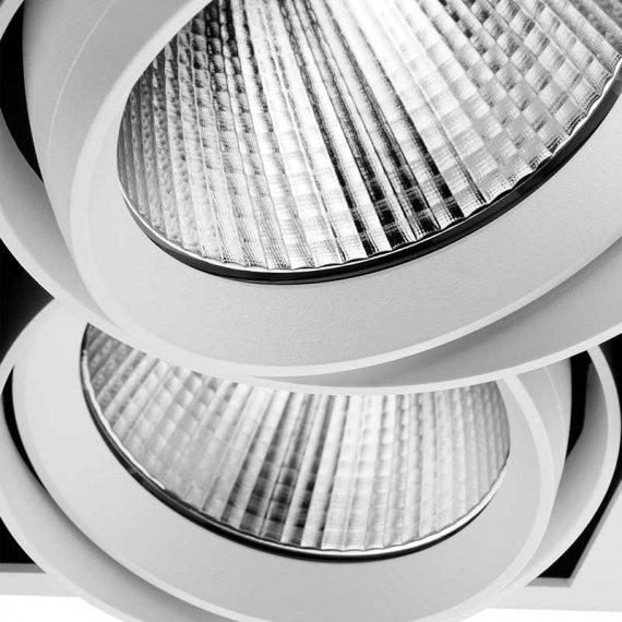 ARKOSLIGHT HUBBLE 2 DOWNLIGHT LED CUADRADO