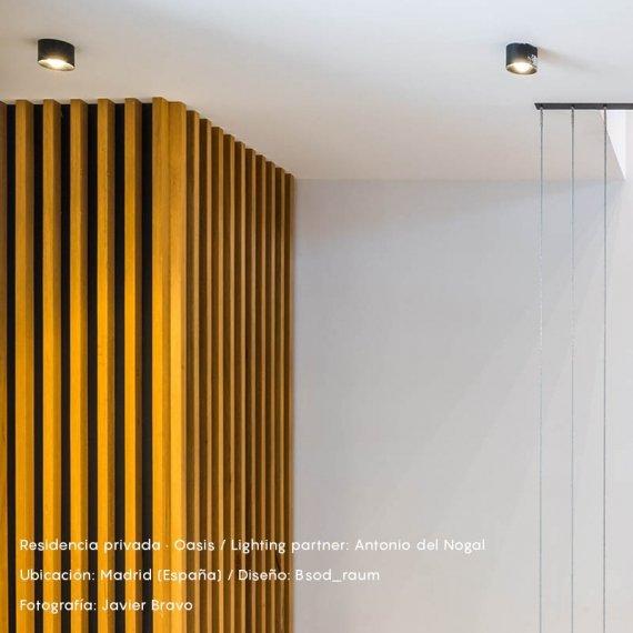 ARKOSLIGHT PUCK RECESSED M FOCOS LED EMPOTRABLES ESTRAPLANOS