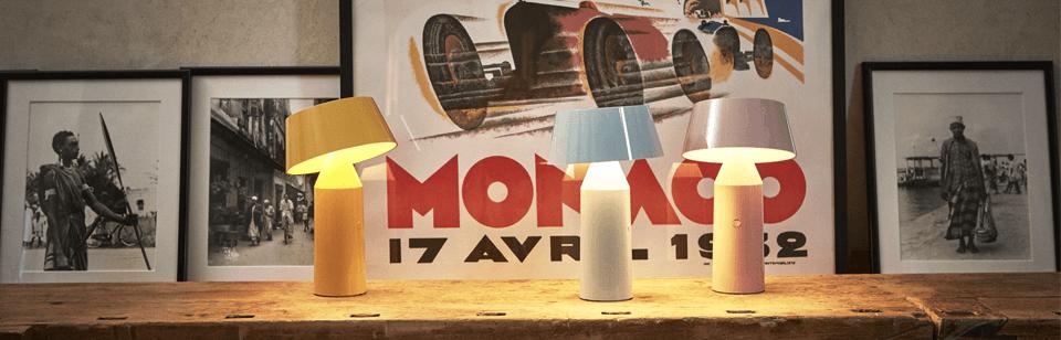 Lámparas de Sobremesa de Diseño | Descuentos en iluxiform.com