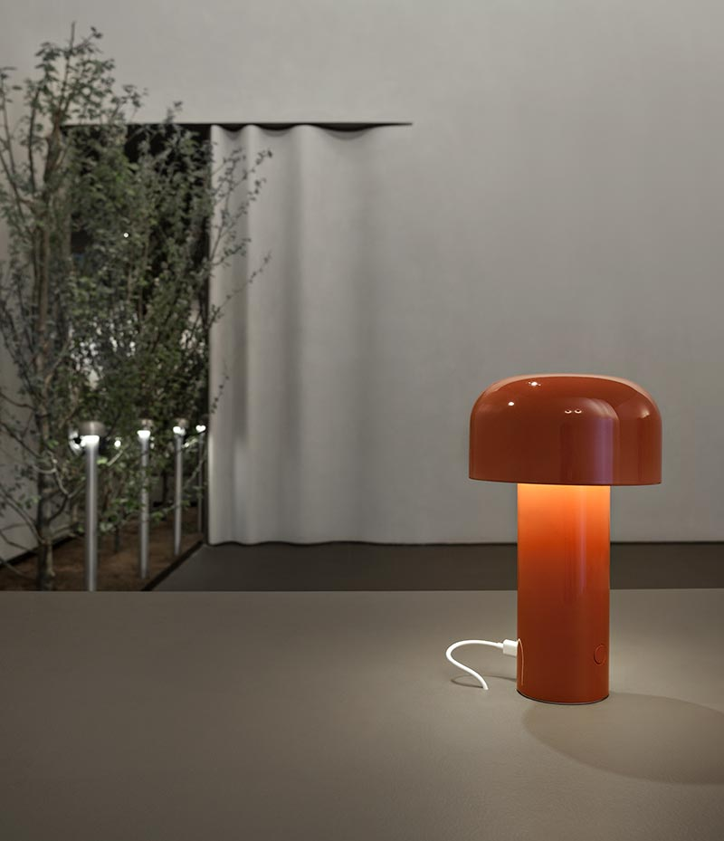 Lámpara portátil Bellhop de Flos