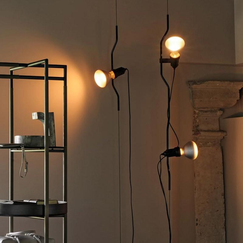 lámpara-parentesi-Flos